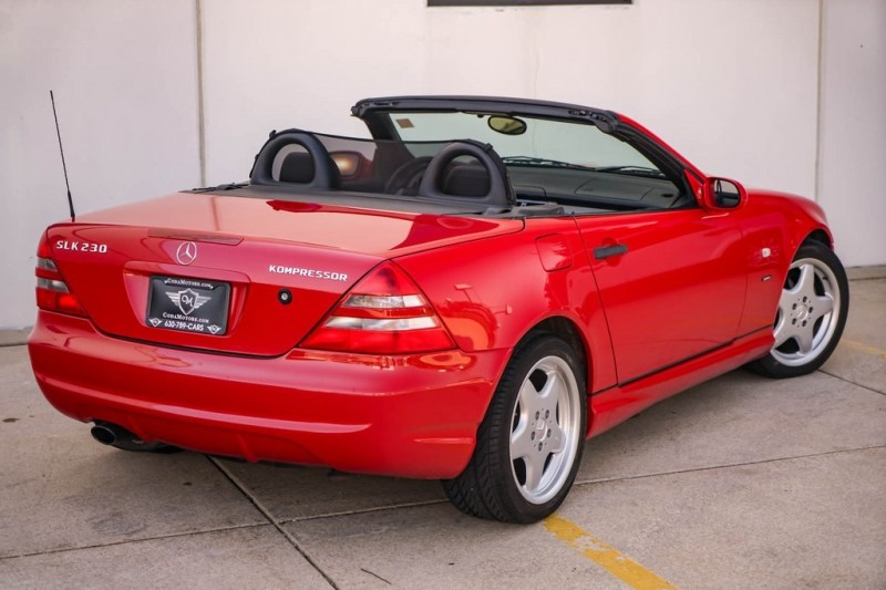 Mercedes-Benz SLK 2000 price $8,990