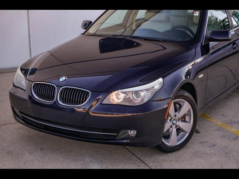 BMW 5 Series 2008 price $7,980