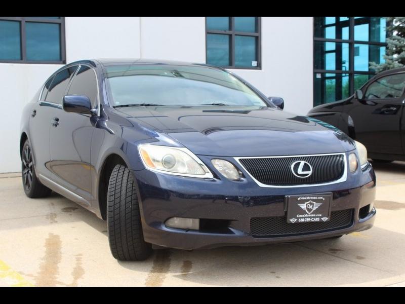 Lexus GS 2006 price $8,980