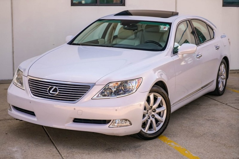 Lexus LS 2008 price $19,990