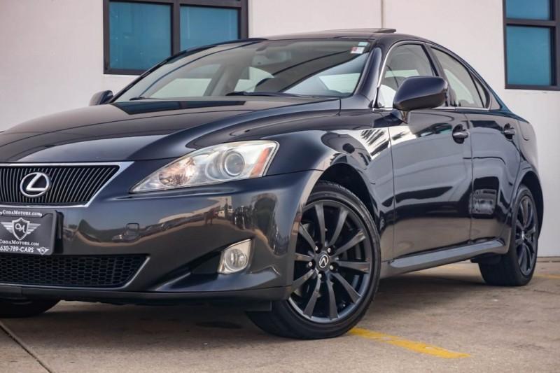 Lexus IS 2007 price $8,990