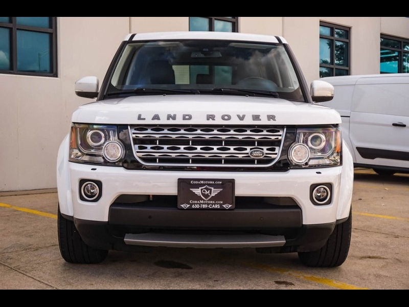 Land Rover LR4 2014 price $24,980
