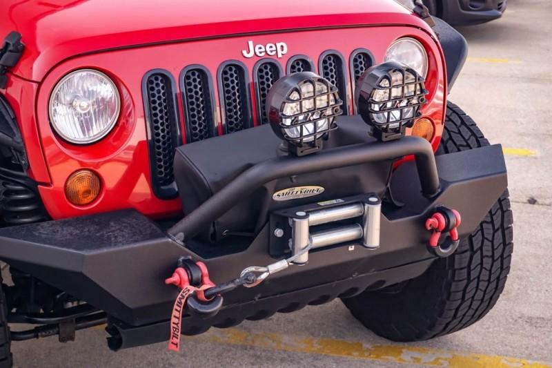 Jeep Wrangler 2008 price $17,890