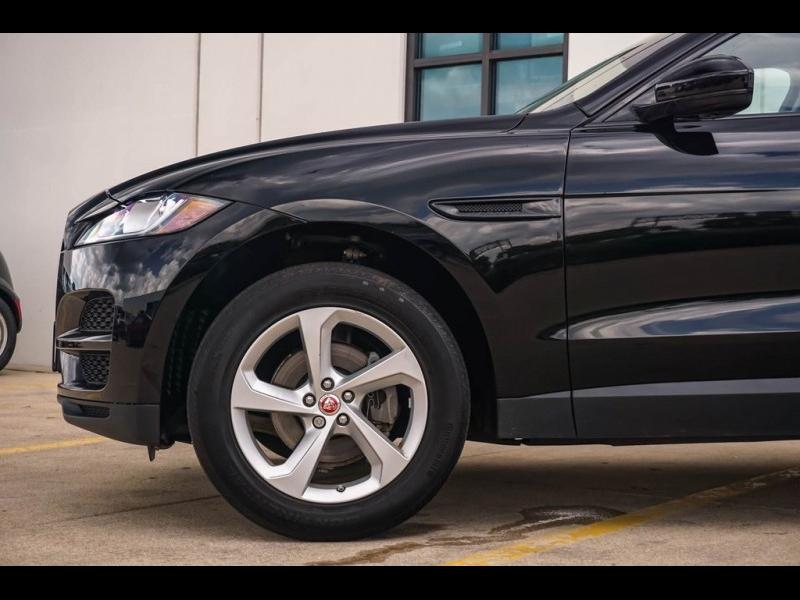 Jaguar F-PACE 2018 price $29,990