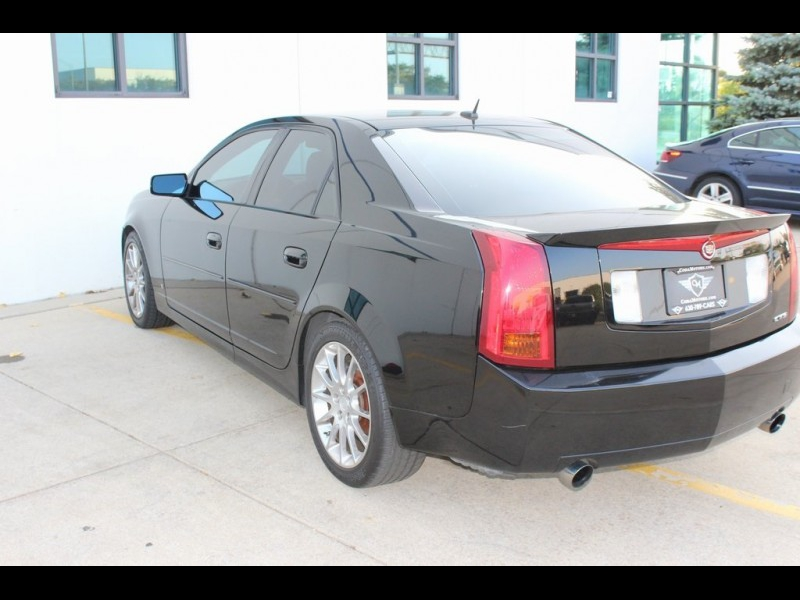 Cadillac CTS 2006 price $8,780