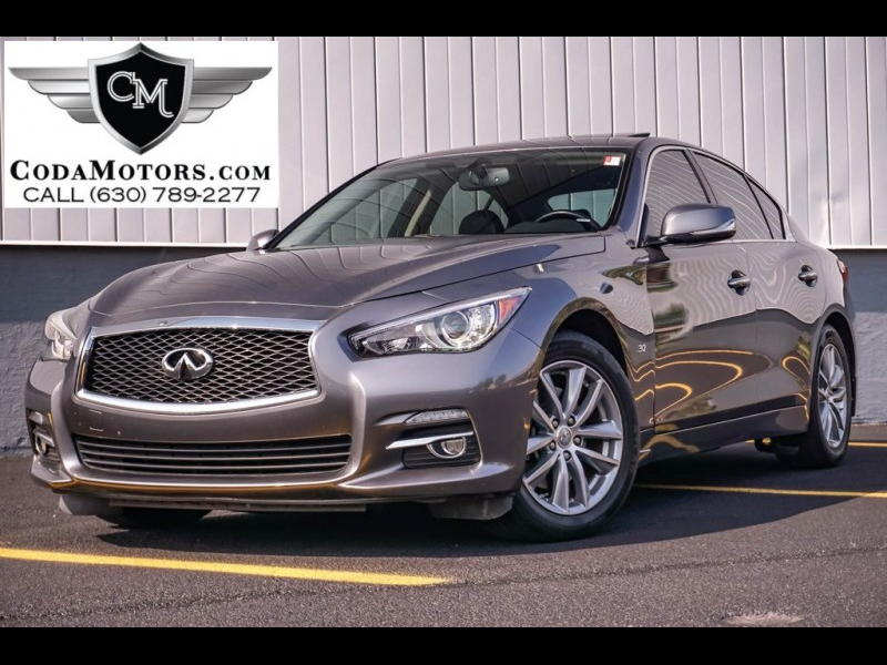 INFINITI Q50 2014 price $17,690