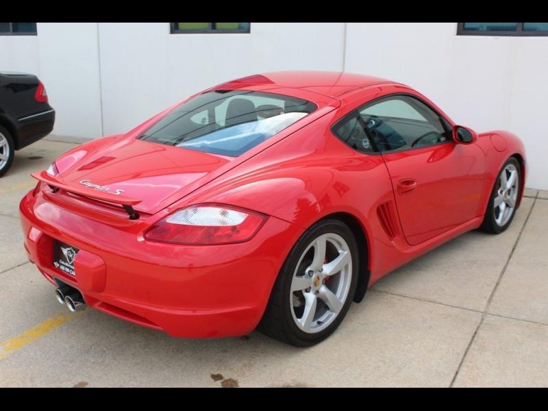 Porsche Cayman 2006 price $29,950