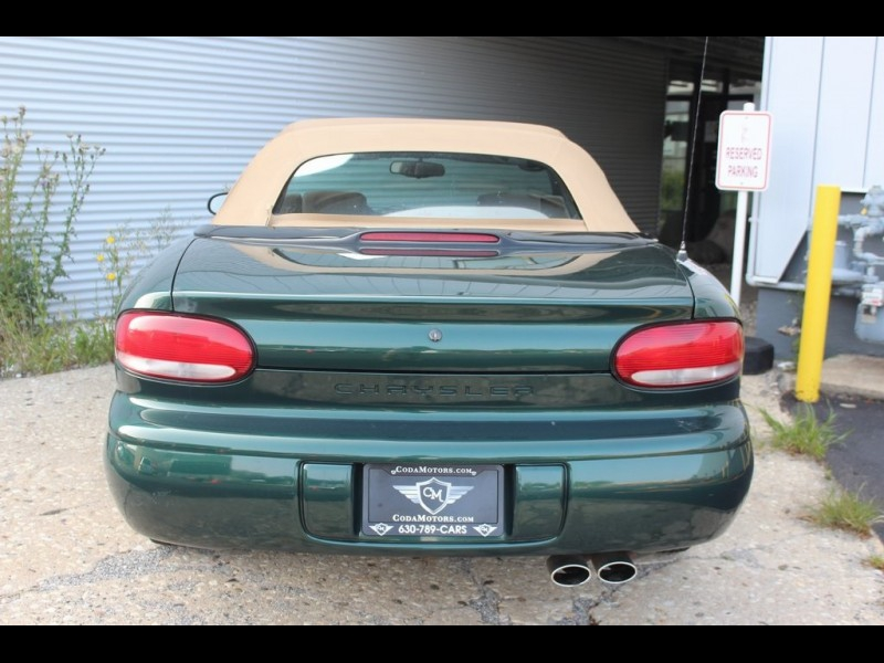 Chrysler Sebring 1997 price $4,880