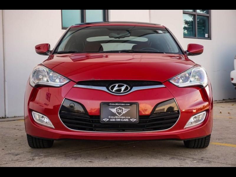 Hyundai Veloster 2012 price $8,780