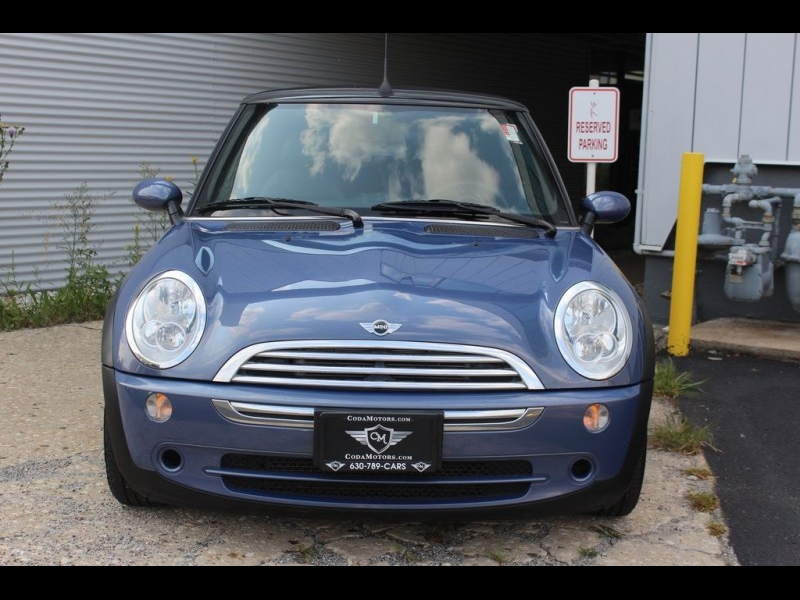 MINI Cooper 2005 price Call for Pricing.