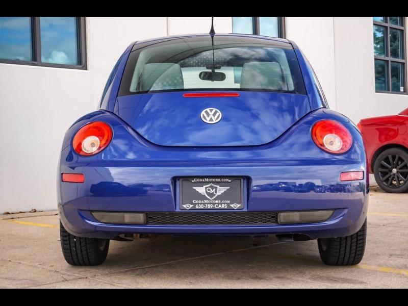 Volkswagen Beetle 2007 price $3,980