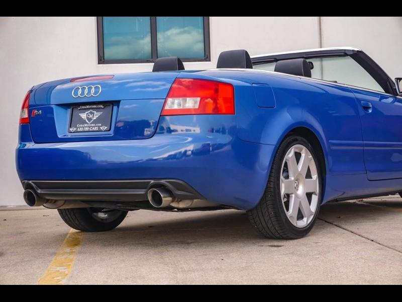 Audi S4 2005 price $14,590