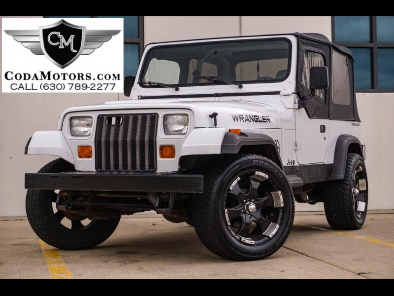 Jeep Wrangler 1994 price Call for Pricing.