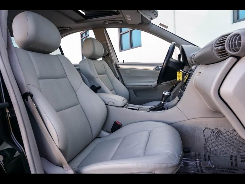 Mercedes-Benz C-Class 2006 price $6,480