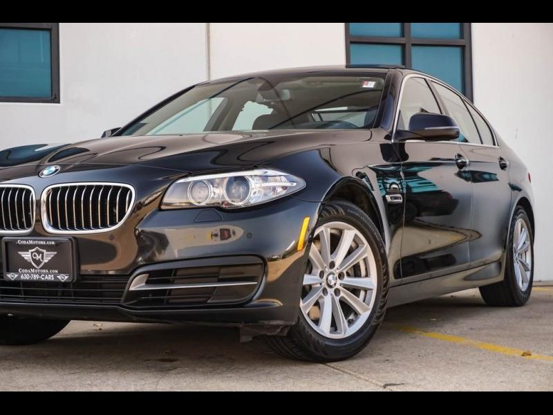 BMW 5 Series 2014 price $15,590