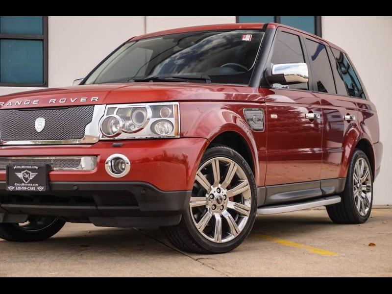 Land Rover Range Rover Sport 2009 price $15,980