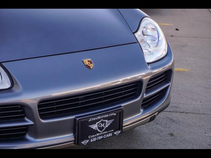 Porsche Cayenne 2004 price