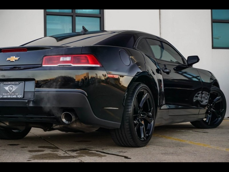 Chevrolet Camaro 2014 price $16,943