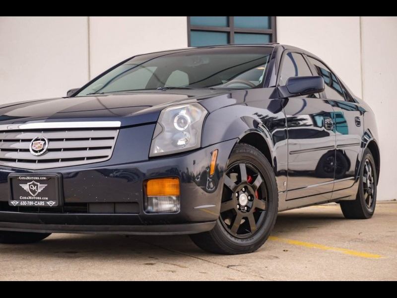 Cadillac CTS 2006 price $7,980