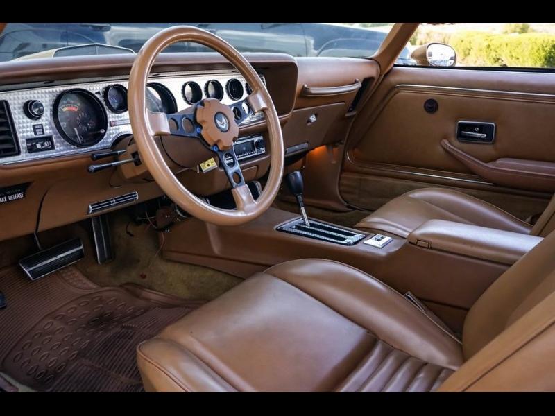 Pontiac Firebird 1979 price $18,580