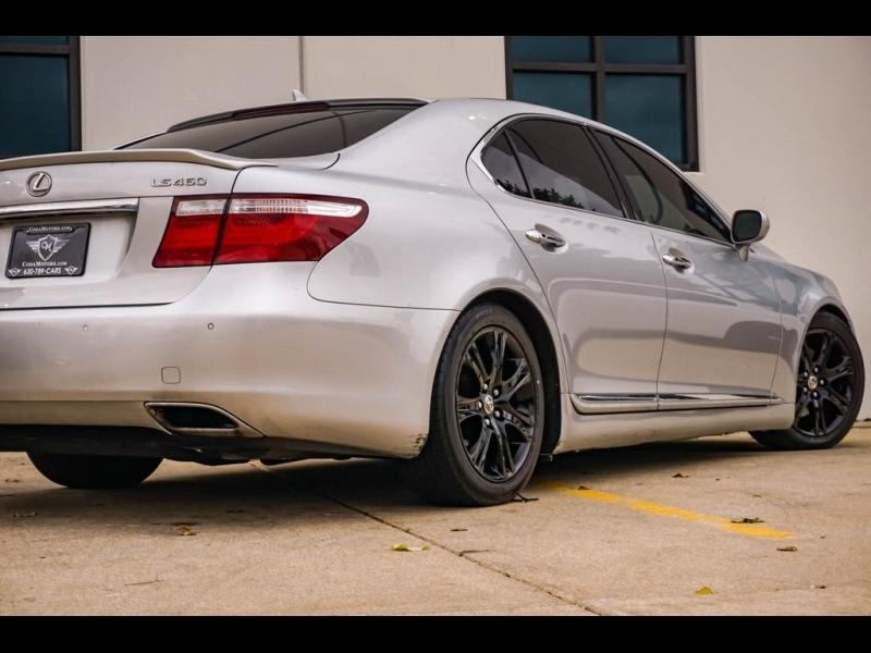 Lexus LS 2008 price $12,880