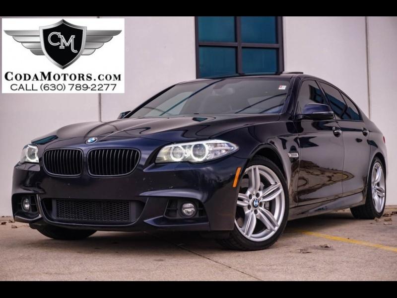 BMW 5 Series 2014 price $13,880