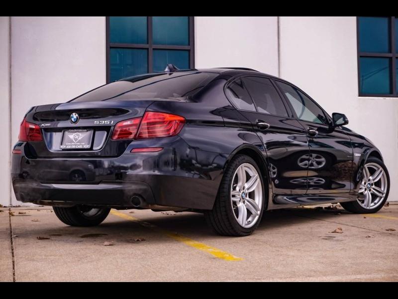 BMW 5 Series 2014 price $12,440