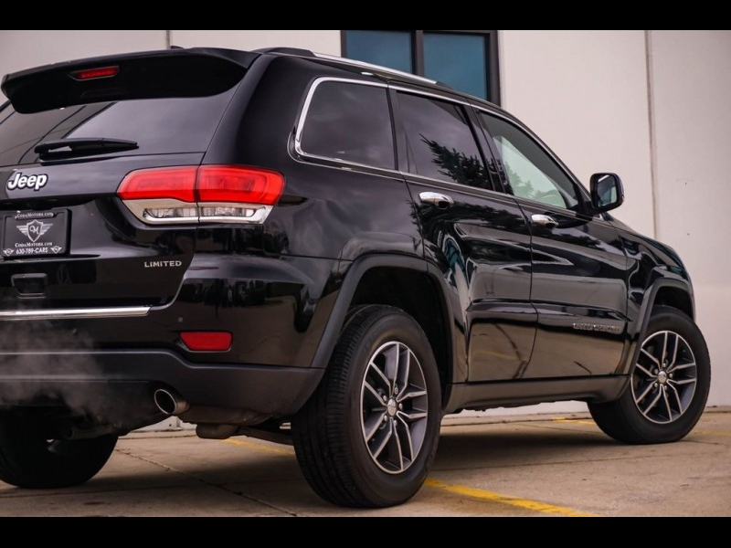 Jeep Grand Cherokee 2018 price $25,880
