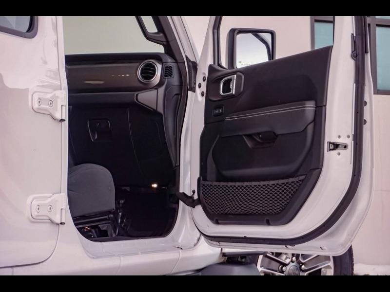 Jeep Wrangler 2020 price $36,970