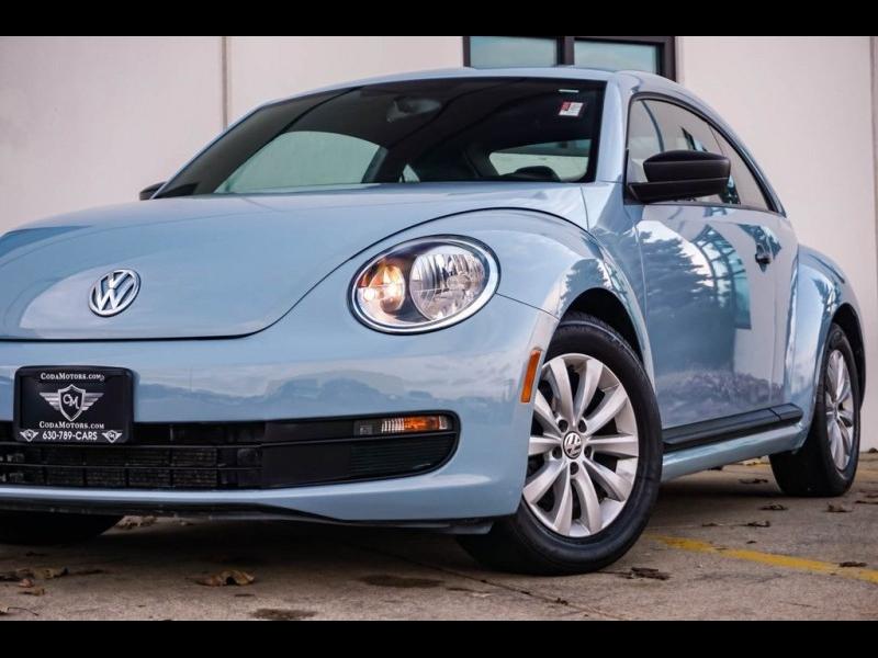 Volkswagen Beetle 2015 price $8,290