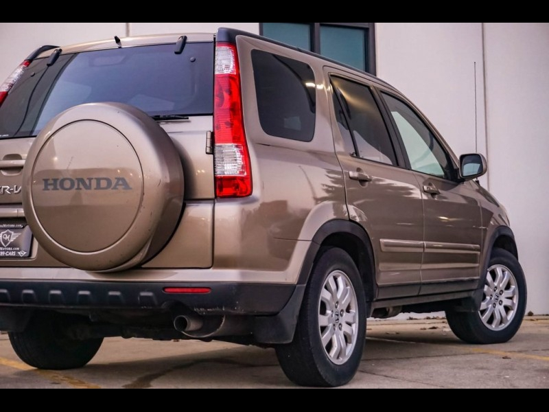 Honda CR-V 2006 price $5,990