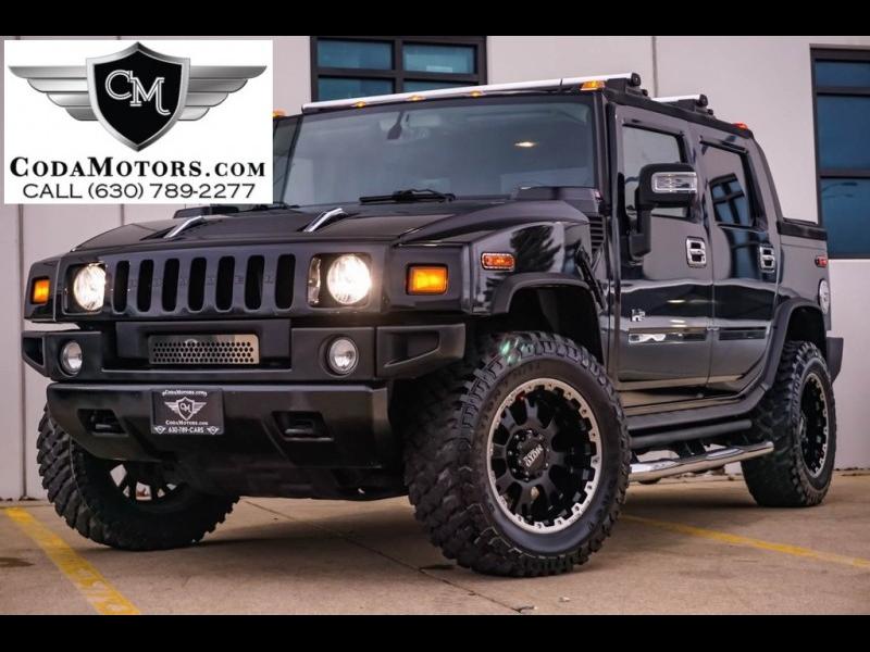 Hummer H2 SUT 2007 price $29,880
