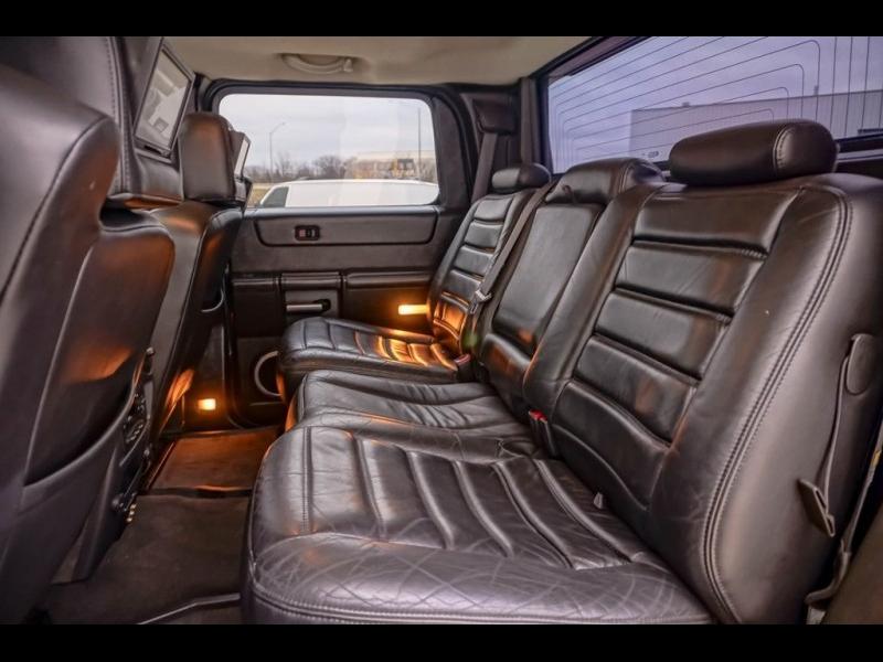 Hummer H2 SUT 2007 price
