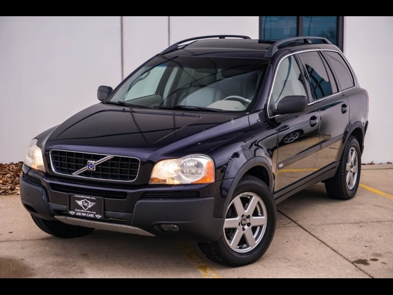 Volvo XC90 2005 price Call for Pricing.