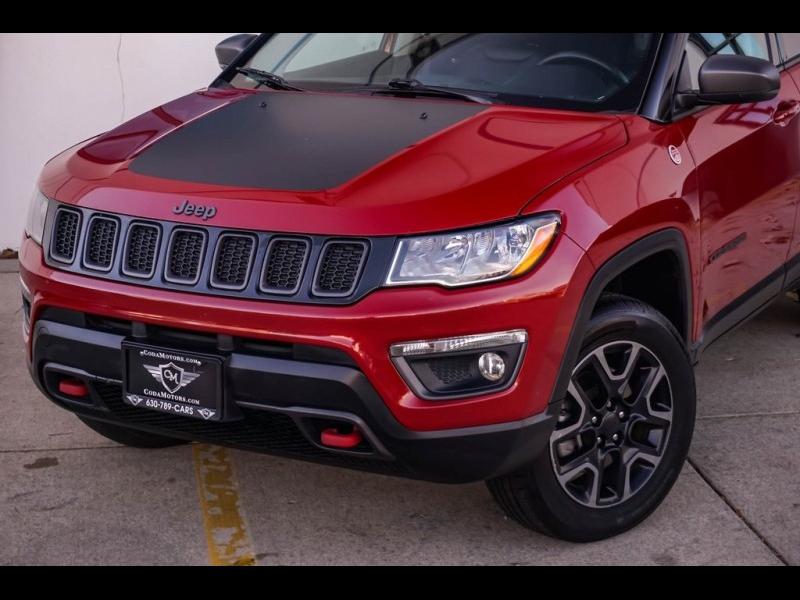 Jeep Compass 2019 price $16,880