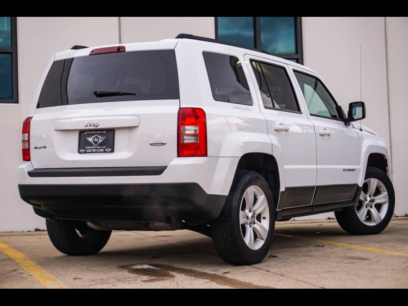 Jeep Patriot 2011 price $7,490