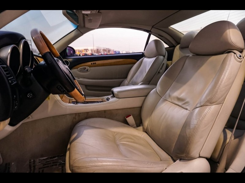 Lexus SC 2002 price