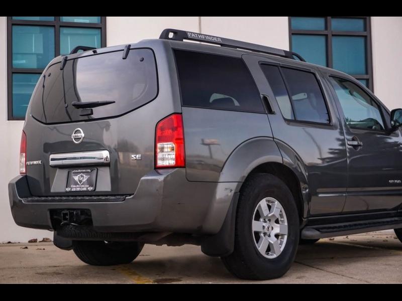 Nissan Pathfinder 2005 price $4,990