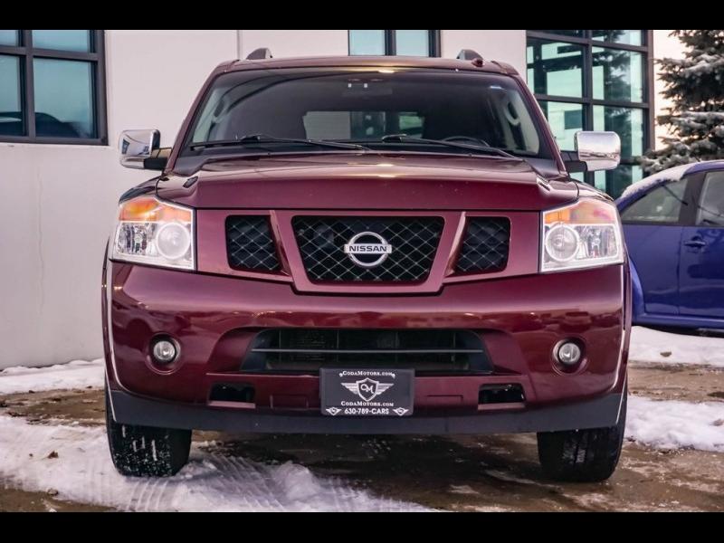 Nissan Armada 2010 price Call For Pricing