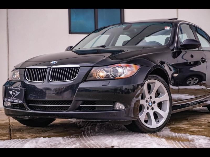 BMW 3 Series 2007 price $5,990