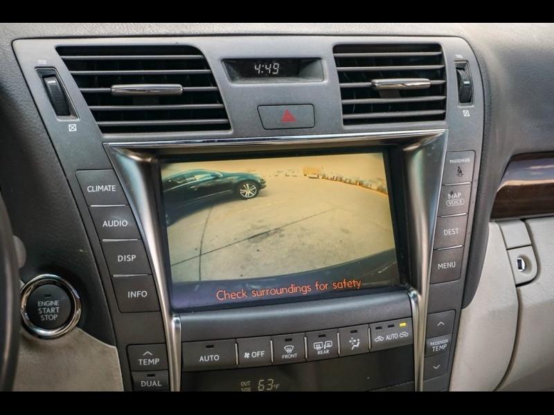 Lexus LS 2009 price $8,990