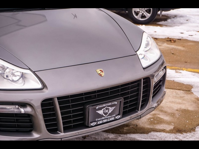 Porsche Cayenne 2009 price $0