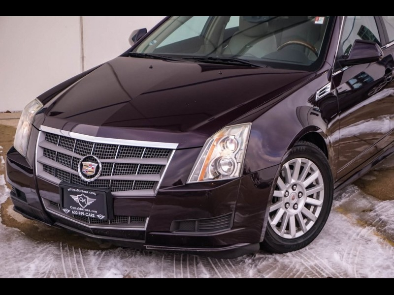 Cadillac CTS 2010 price $8,990