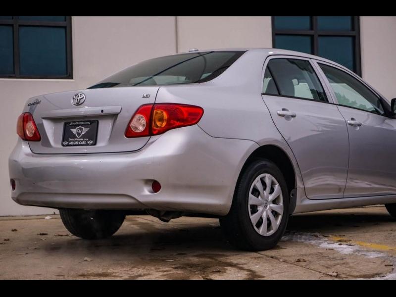 Toyota Corolla 2010 price $6,860