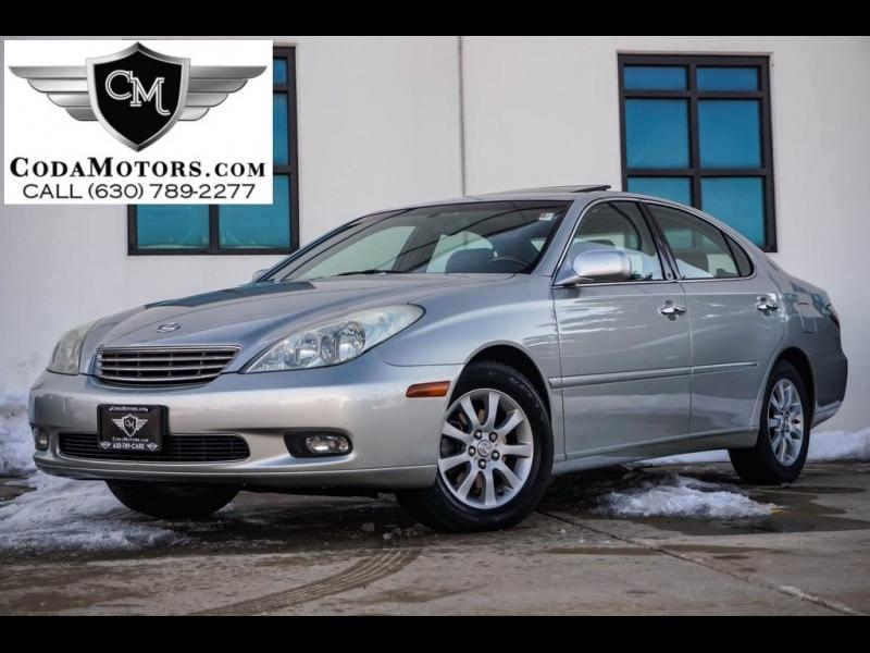 Lexus ES 2004 price $7,480