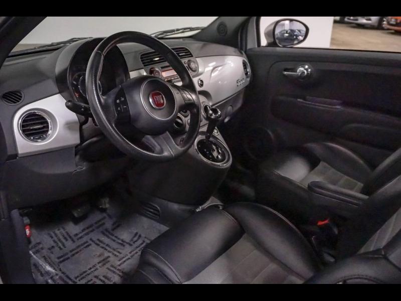 Fiat 500 2013 price $7,440