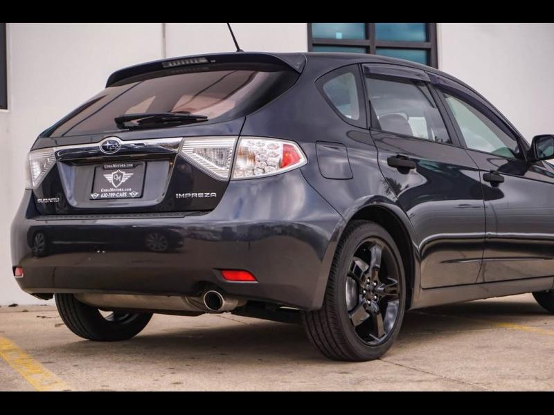 Subaru Impreza 2008 price $7,680