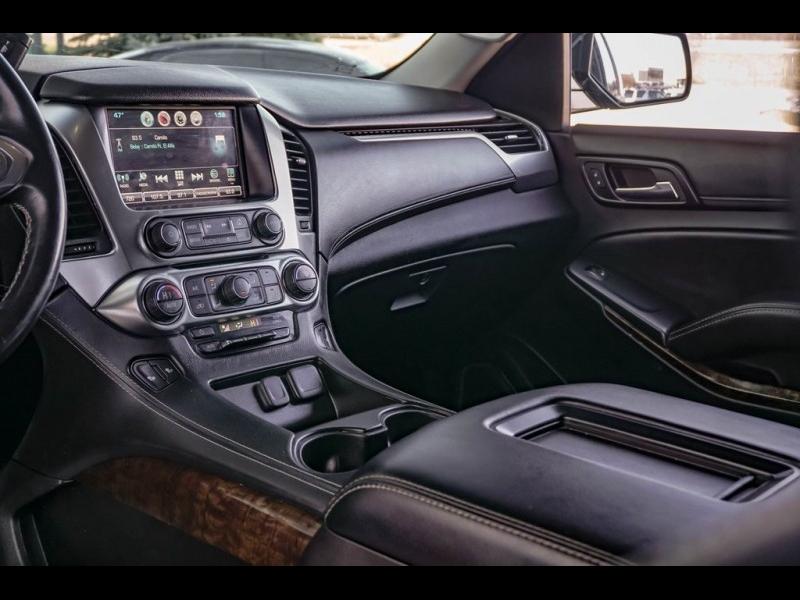 Chevrolet Tahoe 2016 price