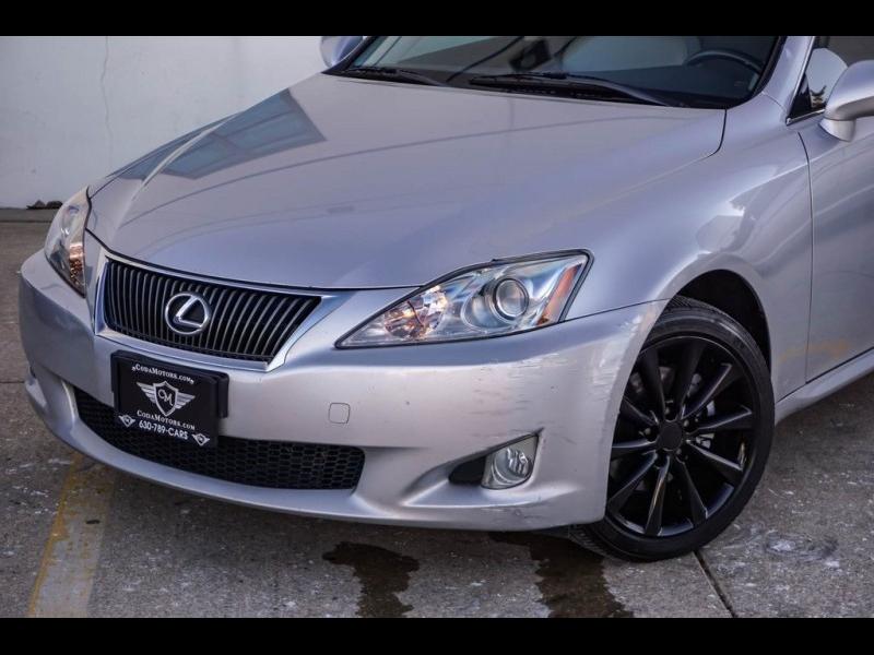 Lexus IS 2009 price $9,980