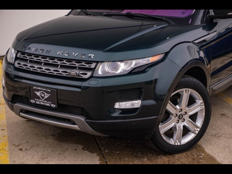 Land Rover Range Rover Evoque 2013 price